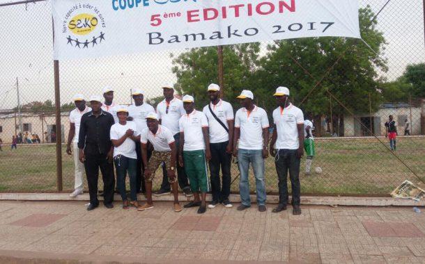 Lancement de la 5ème édition du Tournoi Coupe SEKO à Bamako