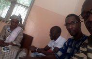 SEKO se rend à la pouponnière de Bamako