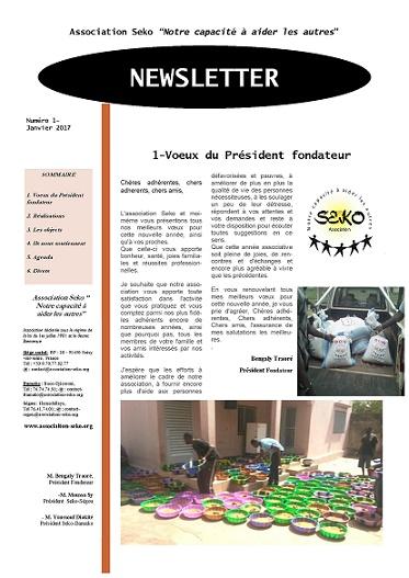 Bulletin SEKO 01