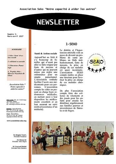 Bulletin SEKO 03