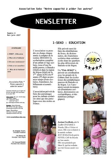 Bulletin SEKO 04