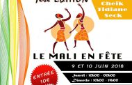 Mali : Week-end culturel Seko 9-10 juin 2018