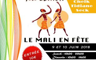 Affiche du Week-end culturel