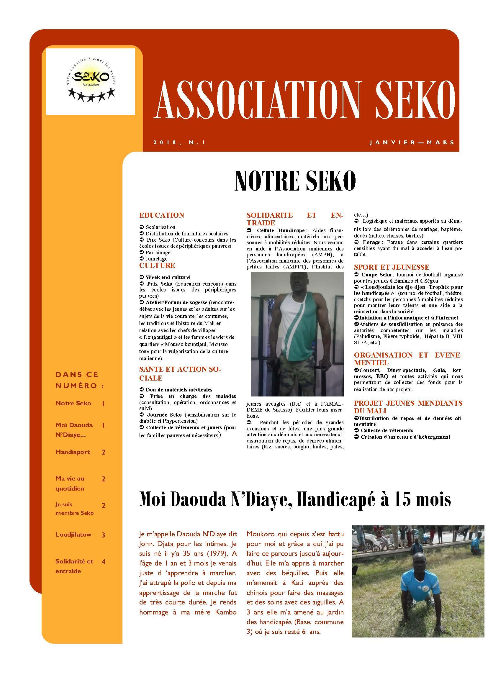 Bulletin SEKO 06