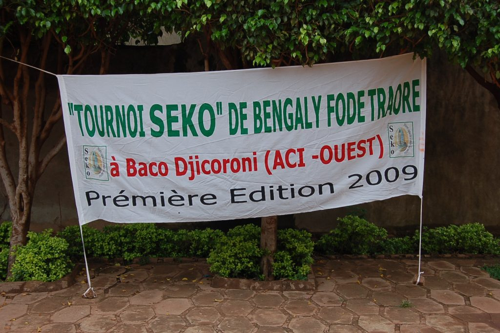 COUPE SEKO Bamako 2009